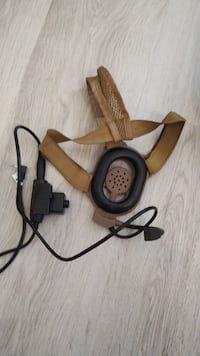Z-tactical airsoft headset