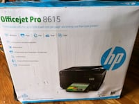 black and blue HP printer  Hyattsville, 20784