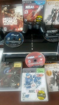Playstation 3...with 11 games Toronto, M4P 2E7