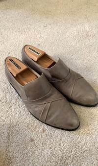 Grey Men's Dress Shoes
