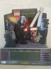 Collectable Promotional Star Wars countdown clock Las Vegas, 89104
