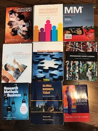 Business and Management Books 540 km