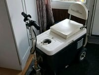 Electric crusin cooler for sale or trade an they are not cheap google it Thamesville, N0P 2K0