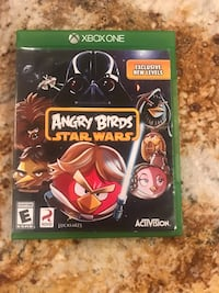 Angry birds Star Wars Xbox One  Murrysville, 15632
