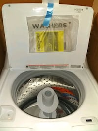 Hotpoint® 3.8 cu. ft. Capacity Washer with Stainless Steel Basket Milford Mill, 21244