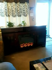 59in Brand new Led fireplace/ entertainment center Baltimore, 21229