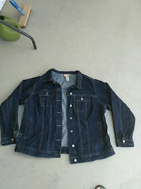 Denim jacket Nanaimo, V9R 6J2