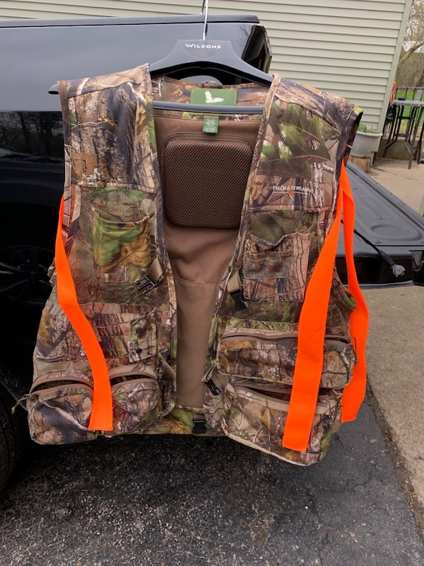 1bfd55bbe4525 Used Redhead Turkey Hunting Vest for sale in Bristol - letgo