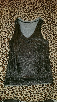 Long sequin top Amarillo
