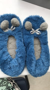 fluffy house shoes 2059 mi