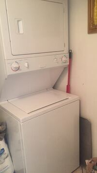 Negotiable- washing machine and dryer