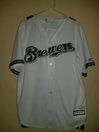 Eric Thames Milwaukee Brewers Home Jersey Madison, 53713