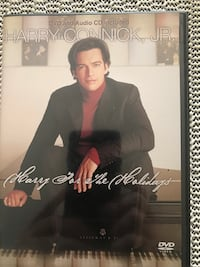Harry Connick Jr Christmas DVD with CD Toronto, M8Y