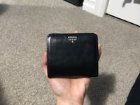 Fossil Leather Mini Wallet