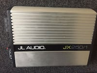white and black JL Audio amplifier Humble, 77346