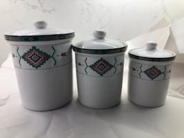Micasa Canister set