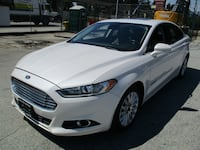 2013 Ford Fusion 2013 Ford Fusion - 4dr Sdn Hybrid SE FWD langley
