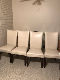 4 Dining chairs  Winnipeg, R2N