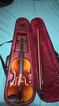 Violin with case Vancouver, V5X 2C1