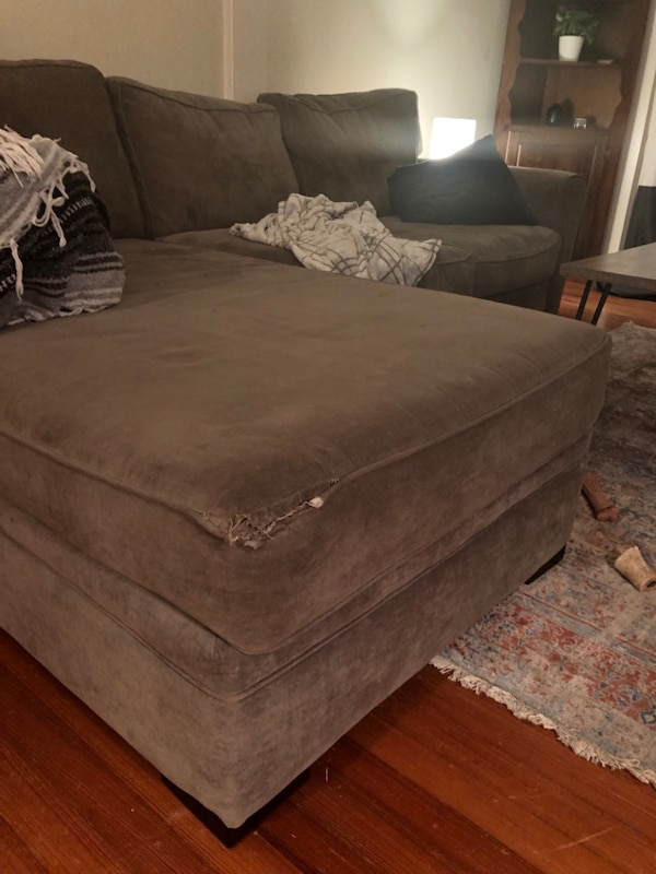 Sensational Used Sectional Couch Pick Up Asap For Sale In Austin Letgo Ibusinesslaw Wood Chair Design Ideas Ibusinesslaworg