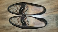 COACH NEAL SIGNATURE LOAFER Q907 size  10M Abbotsford, V4X 2P7