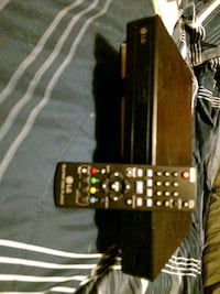 LG Blu ray player with remote Augusta, 30906