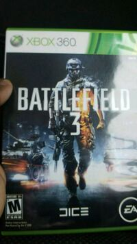 PS4 Battlefield 4 game case Columbus, 43230