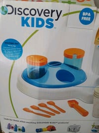 Ice cream maker from Discovery kids