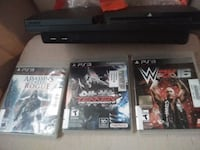two Sony PS3 game cases null