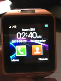 NEW PRICE..smart watch Otonabee-South Monaghan, K0L