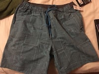 two black and gray cargo shorts Winnipeg, R2Y 1H1