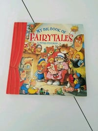 My big book of fairy tales Colton, 92324