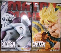 Dragonball match makers freezer full power goku Ss Logroño, 26001