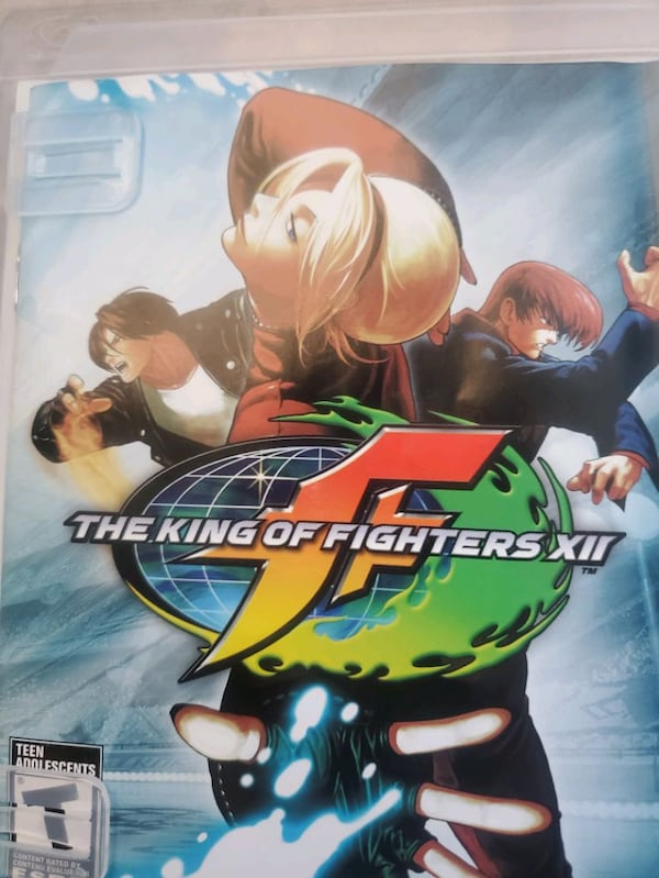Sold Ps3 Kind Of Fighters Xii Game In Goleta Letgo