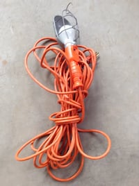 Work light with 50 foot cord Hudson, 03051