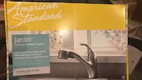 Jardin Pull-Out Kitchen Faucet Round Hill, 20141