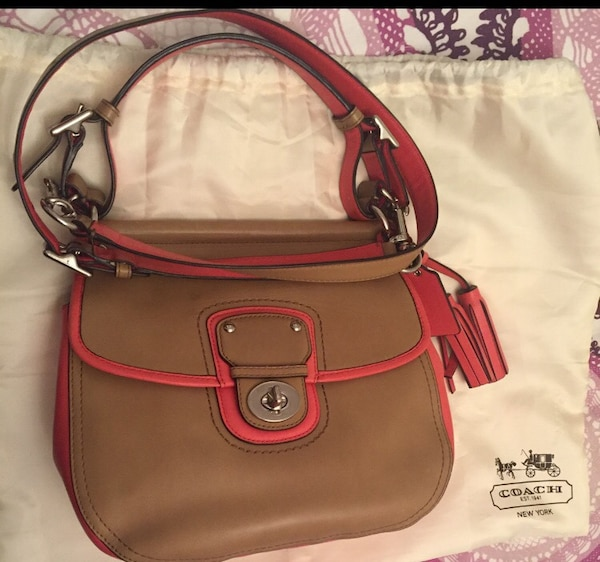 38ce6e4956588 Used Coach Full Leather Archive Edition for sale in Calgary - letgo