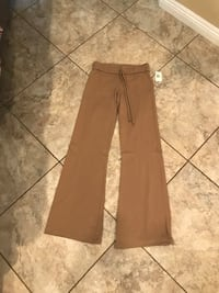 Light brown/Tan  Twisted Heart sweet pants, New With Tags! Indio, 92201
