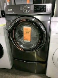 SAMSUNG NEW SCRATCH & DENT ELECTRIC DRYER $829. #2 Hempstead, 11550