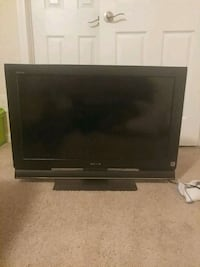 "black Sony flat screen TV 32"" Reston, 20190"