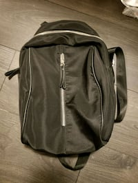 Like new black small backpack Toronto, M5A 3H1