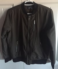 Urban ID jacket (Olive) - YLG (14) - EUC; smoke and pet free home   St. Albert, T8N 3C7
