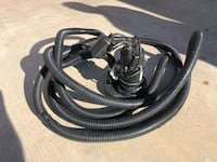 black and gray canister vacuum cleaner Phoenix, 85032