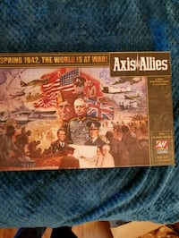 Axis and Allies Game  Saint Charles, 63301