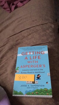 Getting a Life Asperger's by Jesse A Saperstein book