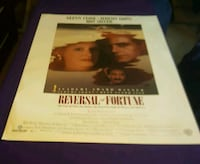 Reversal of Fortune poster Federal Way, 98003