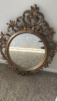 Gold painted mirror  Henderson, 89074