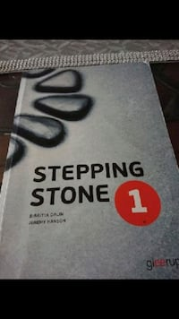 Stepping Stone book