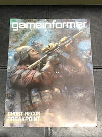 Ghost Recon: Breakpoint Gameinformer  Bethlehem, 18018