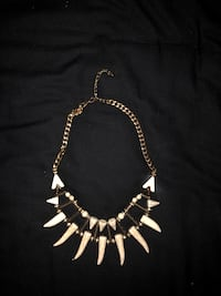 tribal necklace  Mission, 78573
